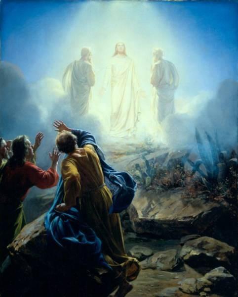 Carl Heinrich Bloch The Transfiguration